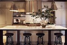 Home Inspiration:::Kitchen  / by Deanna Agnos