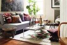 Home: Interiors / by Sara L