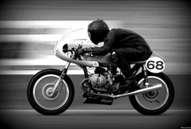 Motorcycles  / Vintage bikes, cafe racers, motorcycle photography,  biker fashion and lifestyle. / by Krze One