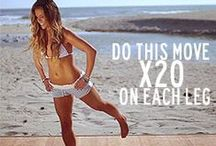 Get fit! / by Stephanie Maxwell