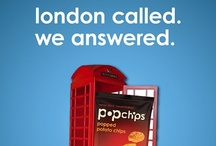 popping over the pond. / by popchips