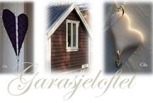 ~ Garasjeloftet ~ / My little shop, where I make and sell Jewellery, arts and craft :)