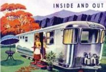 Airstream Dreams, Spartan Mansions & Cottage Campers / Camping & camper inspiration.