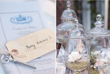 It's All In the Details / It's the little things that make the wedding day great, isn't it?  / by Jeff Cooper Designs