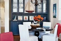 Kitchen, Dinette & Living Room / by Gillian Fenske