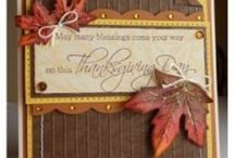 Stampin Fall Holidays / by Janet Chandler