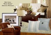 Home Inspiration:::Room Boards / by Deanna Agnos