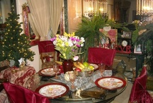 Dining in style / by Chris Cantrelle