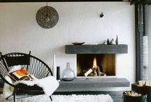 : FIREPLACES :