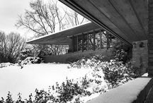 Frank Lloyd Wright / by Karissa Haskell