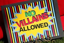 Superhero Parties & Costumes