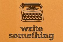 Writing / by Sara L