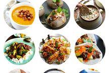 freezer/ slow cooker meals / by Erika Radford