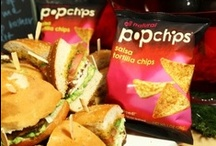 your lunch's wingman. / quick & easy lunch ideas for incorporating popchips into your healthier lunch life.  / by popchips