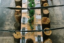 long TABLES / because they deserve their own pinterest board... / by NOOKROAD