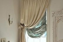 Curtains / by Ashlie Saili