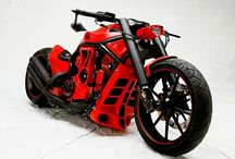 Cool Bikes / Bike I Like! / by Jeff Hardegree