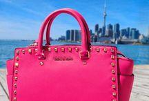 Handbags / by Stephanie Maxwell