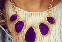 Jewels / by Stephanie Maxwell