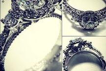 Rings  / by Dezerae Sabourin