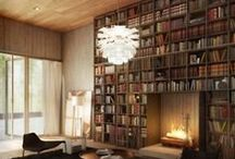 Home: The Library / by Sara L