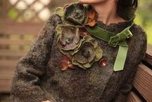 Art: Clothing & Fabric Crafts / by Sara L