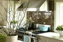 Home: Kitchens / by Sara L