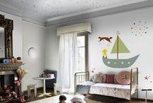Home Inspiration:::Blake's Room / by Deanna Agnos