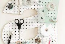 Craft room / by Erika Radford