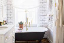 Bathroom / by Erika Radford