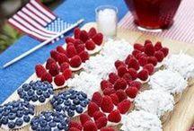 Holidays:::July4th! / by Deanna Agnos