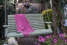Outdoor Living & Back Porches / by MagPiePeg .