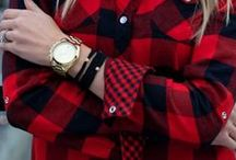 Flannels/Button ups / by Stephanie Maxwell