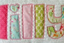 Sewing & Embroidery Ideas / Ideas for embroidery and sewing projects