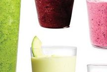 DRINKS ~ Smoothies, Shakes etc.