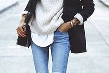Fall/Winter Inspiration ☂