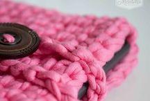 Crochet and knitting - Madila trapiilo