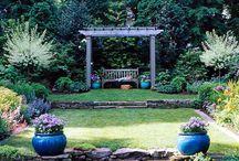 garden inspired / by Barb Scanlon
