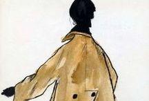 Fashion Illustration 1930 - 1980
