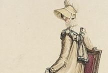 Fashion Illustration 1700-1900 / by Museum at FIT