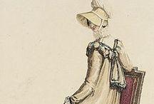 Fashion Illustration 1700-1900