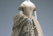 Fashion History: 1850-1870 / by Museum at FIT