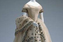 Fashion History: 1850-1870