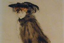 Fashion Illustration 1900-1930