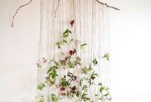wedding DIY. / Sometimes you want a personal touch all your own. (Or enlist the help of friends and family)