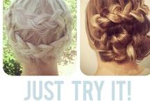 beauty:hair / by Katelyn Schmidt
