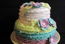 Cake stuff / bakin / by Nikky Kovac