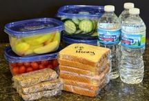 Brown Baggin' It / Lunch alternatives for school and even a few for Mom & Dad to take to work