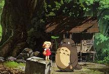 Studio Ghibli / Need  I say more?