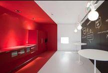 Restaurant Interiors / by Mark Sistrand
